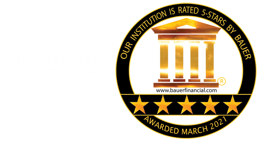 Our Institution is Rated 5-Stars By Bauer. Awarded March 2021