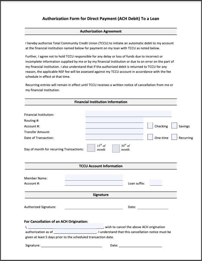 ACH-Debit-authorization-direct-deposit-Payment
