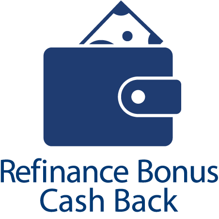 Refinance Bonus Cash Back