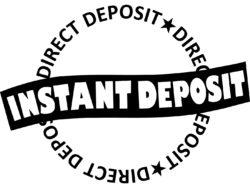 instant deposit insignia