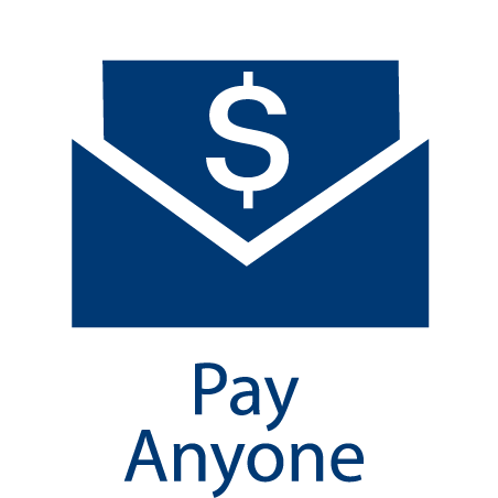 pay anyone icon